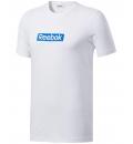 Reebok Ανδρική Κοντομάνικη Μπλούζα Fw20 Te Linear Logo Ss Te FJ4688