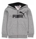 Puma Παιδική Ζακέτα Με Κουκούλα Fw19 Ess Logo Hooded Jacket Fl B 852102