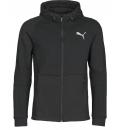 Puma Ανδρικό Φούτερ Με Κουκούλα Fw20 Evostripe Fz Hoodie Sweat Jacket 583467