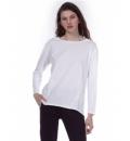 Body Action Ss20 Women Relaxed Long Sleeve T-Shirt