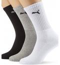 Puma Αθλητικές Κάλτσες Sport 3-pack Socks 880355