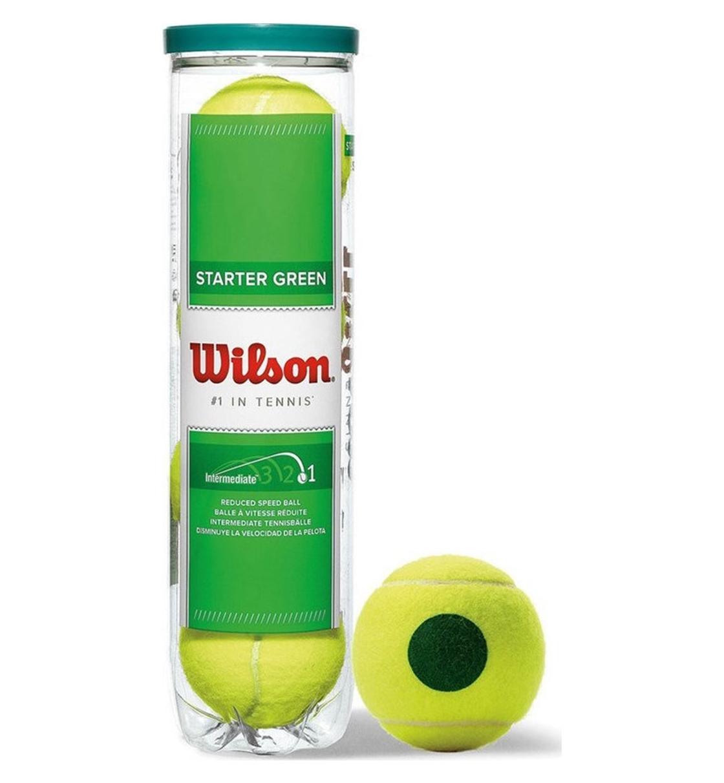 Wilson Fw20 Wrt137400 Starter Play Green 4Tball