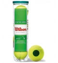 Wilson Μπαλάκια Tennis Fw20 Wrt137400 Starter Play Green 4Tball WRT137400