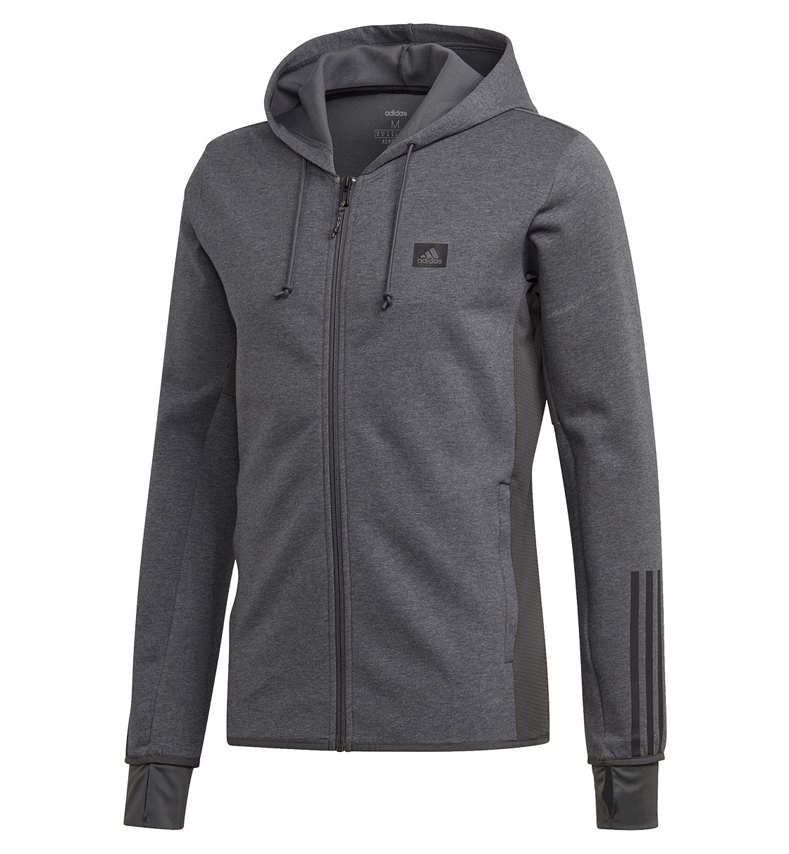 Adidas Fw20 Designed To Move Motion Hooded Tracktop