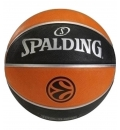 Spalding Fw20 Tf-150 Euroleague Official Rubber Replica Ball Size 7
