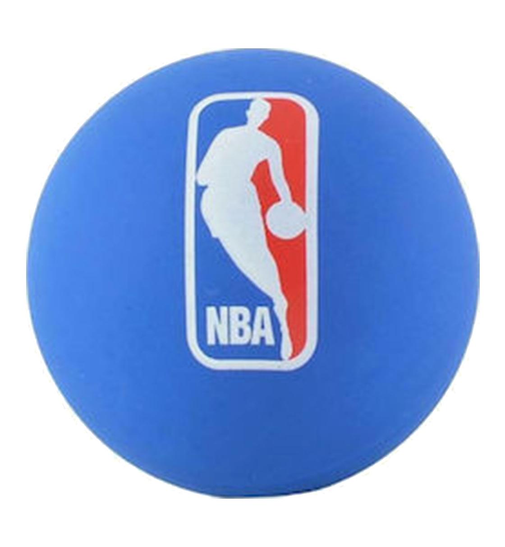 Spalding Λαστιχένιο Μπαλάκι Fw19 Hi Bounce Spaldeen Ball Nba Logoman Blue 51213Z1