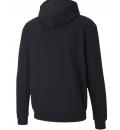 Puma Ανδρικό Φούτερ Με Κουκούλα Fw20 Ess 2 Col Hoody Fl Big Logo 598014