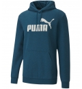 Puma Ανδρικό Φούτερ Με Κουκούλα Fw19 Ess+ Hoody Fl 852422