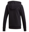 Adidas Fw20 Essentials Linear Full Zip Fleece Hoodie