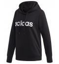 adidas Γυναικείο Φούτερ Με Κουκούλα Fw20 Essentials Linear Over Head Hoodie DP2403