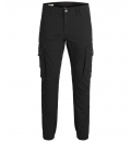 Jack & Jones Ανδρικό Υφασμάτινο Παντελόνι Fw20 Jjipaul Jjflake Akm 542 Black Noos 12139912
