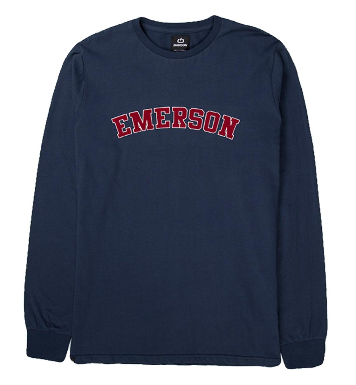 Emerson Fw20 Men'S L/S T-Shirt