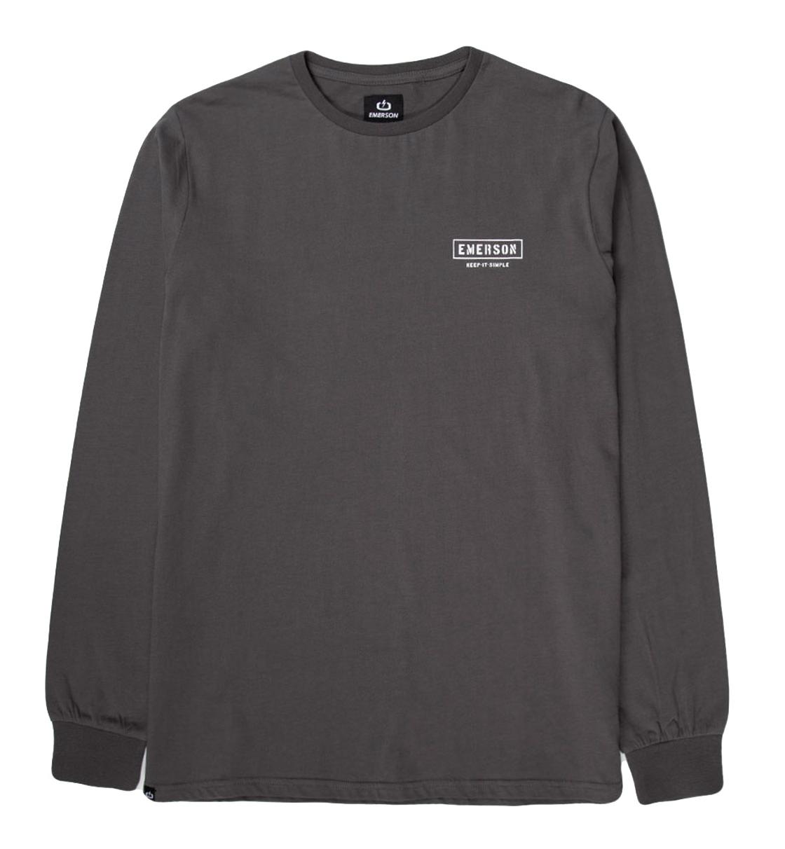 Emerson Ανδρική Μακρυμάνικη Μπλούζα Fw20 Men'S L/S T-Shirt 202.EM31.07