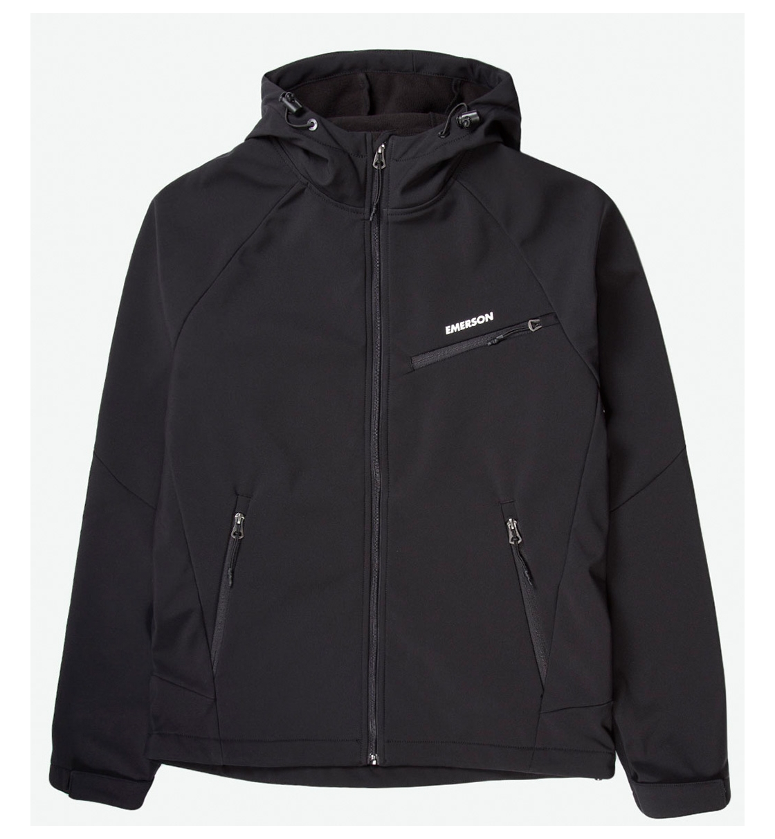Emerson Fw20 Men'S Soft Shell Jacket With Hood