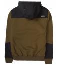 Emerson Ανδρικό Αθλητικό Μπουφάν Fw20 Men'S Soft Shell Ribbed Jacket With Hood 202.EM11.27