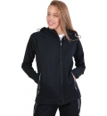 Body Action Fw19 Women Gym Tech Zip Hoodie