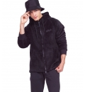 Body Action Ανδρική Ζακέτα Σέρπα Fw19 Men Sherpa Hoodie 073930