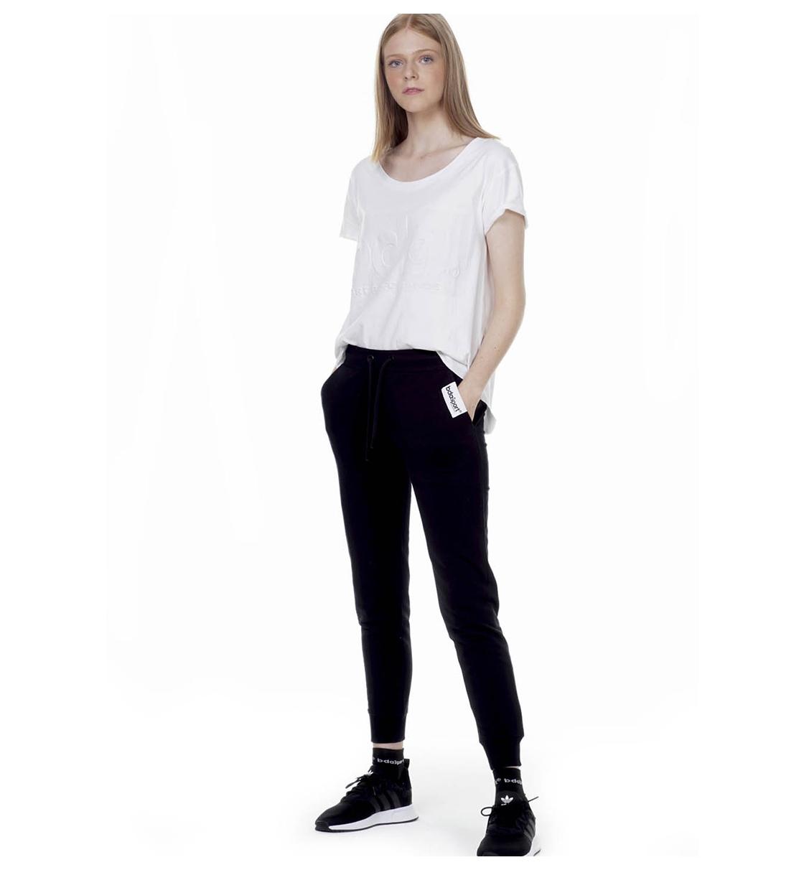 Body Action Γυναικείο Αθλητικό Παντελόνι Fw20 Women Fleece Sweatpants 021013