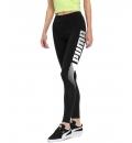 Puma Γυναικείο Αθλητικό Κολάν Fw19 Ess+ Graphic Leggings 843705