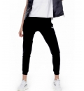 Body Action Γυναικείο Αθλητικό Παντελόνι Fw20 Women Fleece Skinny Joggers 021012