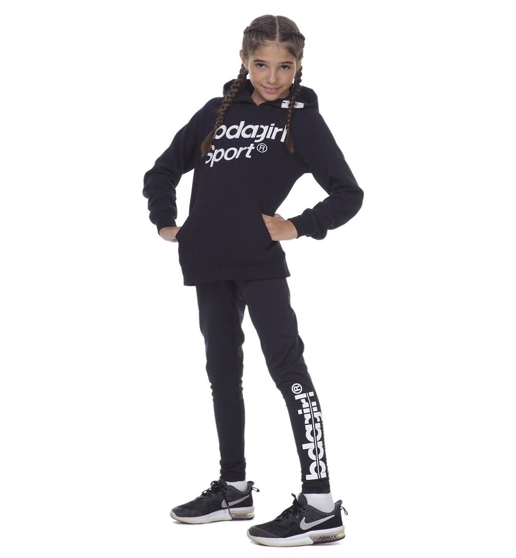 Body Action Παιδικό Αθλητικό Κολάν Fw20 Girls Basic Leggings 012002