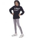 Body Action Fw20 Girls Basic Leggings