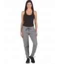 Body Action Γυναικείο Αθλητικό Παντελόνι Fw20 Women Skinny Joggers 021011