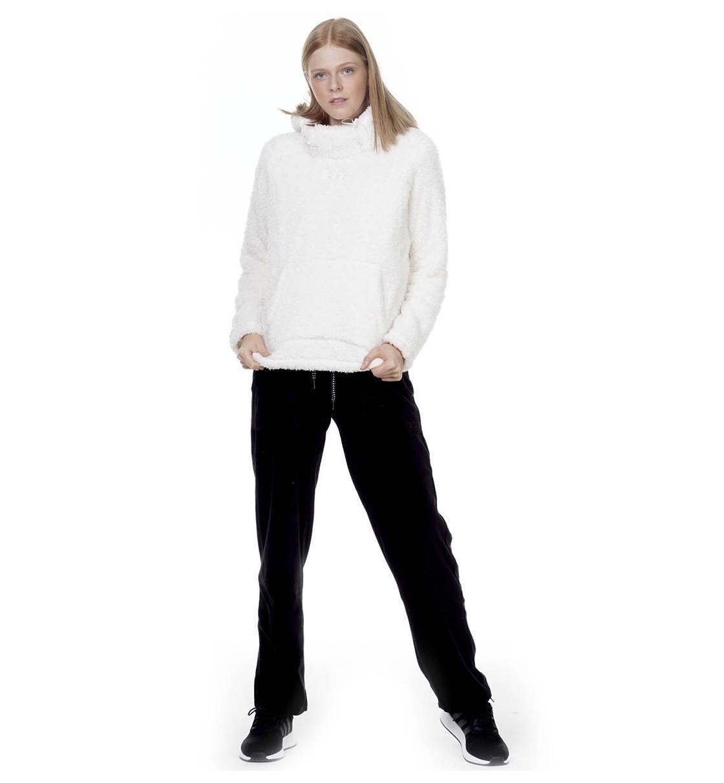 Body Action Fw20 Women Basic Velour Pants