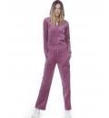 Body Action Γυναικείο Αθλητικό Παντελόνι Fw20 Women Basic Velour Pants 021020