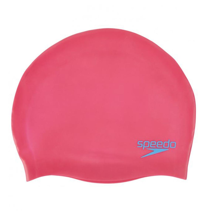 Speedo Σκουφάκι Κολύμβησης Παιδικό Fw20 Plain Moulded Silicone Junior 70990-F290J