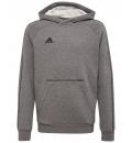 adidas Παιδικό Φούτερ Με Κουκούλα Ss21 Core18 Hoody Youth CV3429