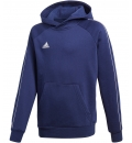 adidas Παιδικό Φούτερ Με Κουκούλα Ss21 Core18 Hoody Youth CV3430
