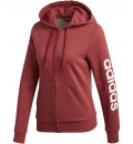 Adidas Fw20 Essentials Linear Full Zip Hoodie