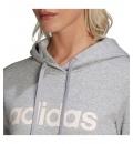 Adidas Fw20 Essentials Linear Over Head Fleece Hoodie
