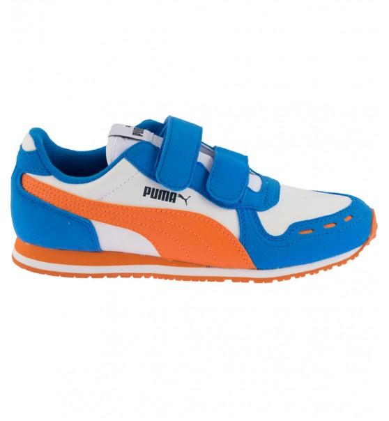 Puma Παιδικό Παπούτσι Μόδας Cabana Racer SL V PS 360732 549a60a85ed5f