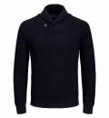 Jack & Jones Ανδρικό Πουλόβερ Fw20 Jjvincent Knit Shawl Neck 12173738