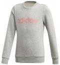 Adidas Fw20 Youth Girls Linear Sweatshirt