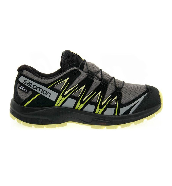 Salomon Εφηβικό Παπούτσι Trail Running Fw20 Kids Shoes Xa Pro 3D Cswp J 411241