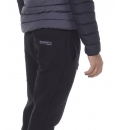 Body Action Γυναικείο Αθλητικό Παντελόνι Fw20 Men Sport Fleece Joggers 023009