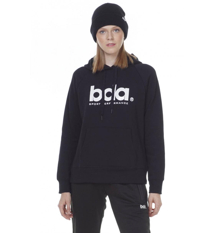 Body Action Fw20 Women Fleece Sportstyle Hoodie