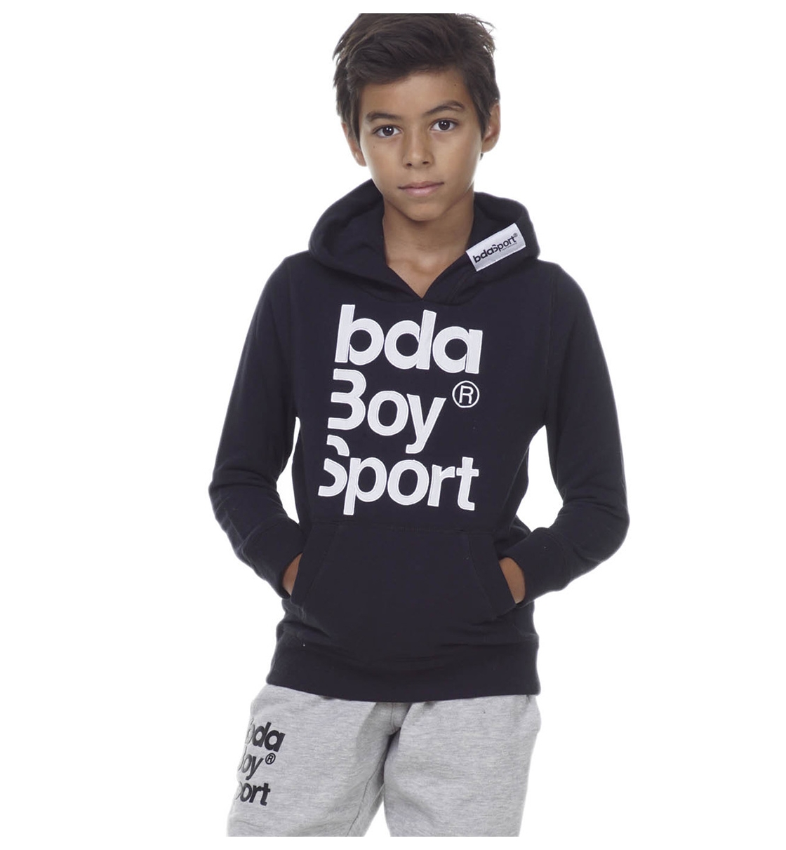 Body Action Fw20 Boys Basic Hoodie