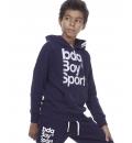 Body Action Παιδικό Φούτερ Με Κουκούλα Fw20 Boys Basic Hoodie 064001