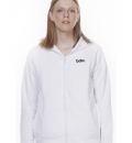 Body Action Γυναικεία Ζακέτα Με Κουκούλα Fw20 Women Fleece Full Zip Hoodie 071007