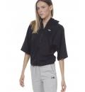 Body Action Γυναικεία Ζακέτα Με Κουκούλα Fw20 Women Oversized Full Zip Hoodie 071015