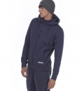 Body Action Fw20 Men Hooded Sweat Jacket