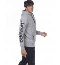 Body Action Ανδρική Ζακέτα Με Κουκούλα Fw20 Men Sport Zip Hoodie 073008