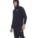 Body Action Ανδρική Ζακέτα Με Κουκούλα Fw20 Men Fleece Full Zip Hoodie 073009