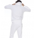 Body Action Fw20 Men Fleece Full Zip Hoodie