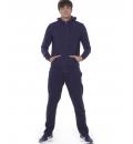 Body Action Ανδρικό Αθλητικό Παντελόνι Fw20 Men Straight-Leg Sweatpants 023013