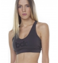 Body Action Γυναικείο Μπουστάκι Fw20 Women Racer Padded Bra 041010